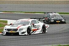 Felix Rosenqvist könnte beim DTM-Lauf in Ungarn durch Maro Engel ersetzt werden