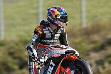Moto2 - Tschechien GP: Die deutschen Fahrer im Check