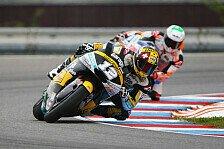 Moto2 - Tschechien GP: Die Schweizer Fahrer im Check