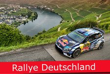 WRC - Ticker: News-Splitter Rallye Deutschland 2016