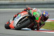 MotoGP - Bradl hadert mit den Reifen