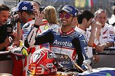 Hector Barbera ersetzt Andrea Iannone beim Japan-Grand-Prix im Ducati-Werksteam
