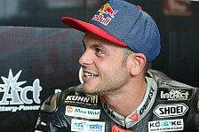 MotoGP - Sandro Cortese als Eurosport TV-Experte in Jerez