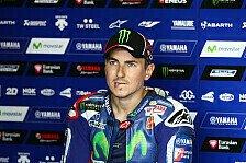Yamaha-Teamchef: Maverick Vinales wie Jorge Lorenzo, aber mit besserem Charakter