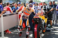 MotoGP - Tschechien GP: Der Trainingsticker