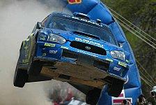 WRC - Mexiko Tag 3: Petter Solberg feiert grandiosen Sieg