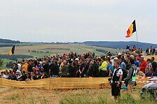 WRC - Rallye Deutschland: Fan-Erlebnis Panzerplatte