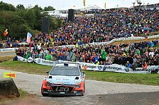 Rallye Deutschland 2017: Neue Zuschauer-Highlights