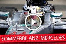 Formel 1 - Die F1-Sommerbilanz: Mercedes