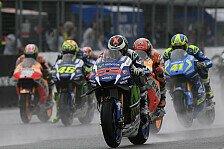 MotoGP - Lorenzo: Bei trockener Saison wäre ich WM-Leader!