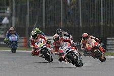 MotoGP - Ducati in Silverstone: Top-Bike auf jeder Strecke