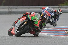MotoGP - Aprilia in Silverstone: Neue Teile für den Erfolg