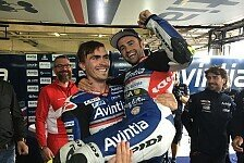 Malaysia-GP in Sepang: Barbera und Baz bescheren Avintia einen Feiertag