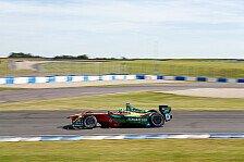 Jean-Eric Vergne (Renault eDams) fuhr bei den Formel-E-Tests Streckenrekord