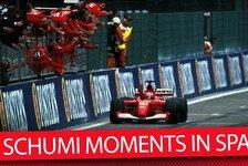 Formel 1 - Jubiläum: Schumachers F1-Debüt vor 25 Jahren