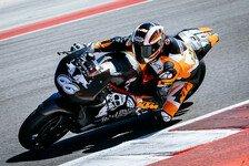 MotoGP: Alex Hofmann gibt Testfahrer-Comeback für KTM
