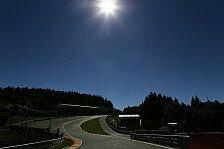 Streckenvorschau Grand Prix von Belgien: Spa-Francorchamps