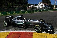 Mercedes' Motor-Update: Der Silberpfeil-Plan für Spa und Hamilton
