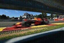 Formel 1 - Longrun-Analyse: Red Bull an Mercedes dran