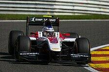 Formel 2: Renault-Testfahrer Sergey Sirotkin bestreitet die Rennen in Baku