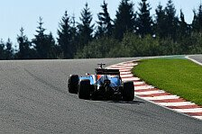 Formel 1 - Wehrlein in Spa: Coup in Q1, Reifenpech in Q2