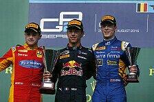 GP2 - Bilder: Belgien - 15. & 16. Lauf