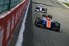 Sauber vs. Manor: Kampf um den goldenen Punkt in Malaysia