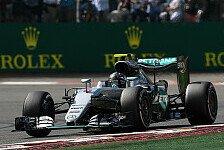 Liveticker zum Rennen beim Belgien GP in Spa-Francorchamps: Rosberg vs. Hamilton