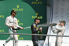 Formel 1 - Bilderserie: Belgien GP - Pressestimmen