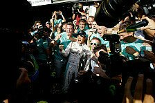 Hamilton: Rosberg hatte Sonntagsfahrt in Spa
