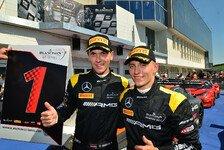 Blancpain GT Series - Hungaroring: Mercedes vor Audi