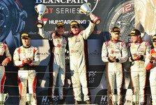Blancpain GT Series - Hungaroring: Sieg im Quali-Rennen für Audi