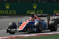 Formel 1 - Ocon: Das war sein GP-Debüt in Spa