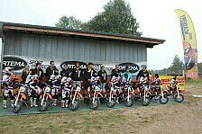 ADAC MX Masters - Weltweit einziges Motocross-Training für Gehörlose