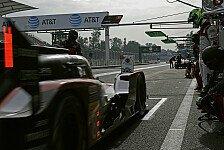 FIA WEC Mexiko 2016 Qualifying LMP1 Audi Porsche Toyota Pole