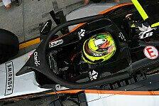 Sorgen wegen Halo-Schutz nach Monza-Tests