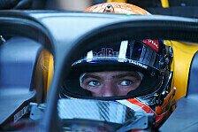 Formel 1, Max Verstappen graut es vor 2018: Halo wird hässlich