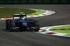 GP2 - Kirchhöfer: P17 und P8 in Monza