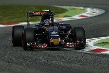 Aero-Rätsel! Toro Rosso opfert Heim-GP in Monza für Vergleichstest