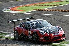 Jeffrey Schmidt: Schadensbegrenzung in Monza