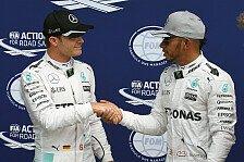 Rosberg: So sehr schmerzt die Monza-Klatsche