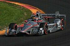 IndyCar - Video: Meisterschaftsvorentscheidung in Watkins Glen
