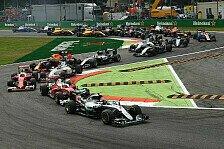 Formel 1 - Team für Team - Italien GP: Rennen