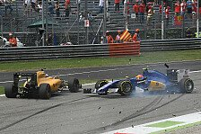 Formel 1 - Nicht fair! Palmer fordert Strafe für Nasr