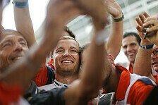 Formel 1 - Video: Rosberg geht in Singapur auf Tuchfühlung mit seinen Fans