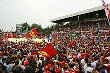 Formel 1 - Bilderserie: Italien GP - Fakten zum Italien GP