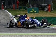 Wichtiger Sponsor weg: Nasr vor F1-Aus?