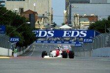 Formel 1 - Häkkinen erinnert sich an eigenen Unfall