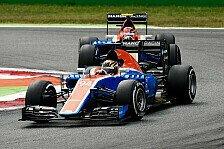 Esteban Ocon und Pascal Wehrlein im Mercedes-Junioren-Duell bei Manor