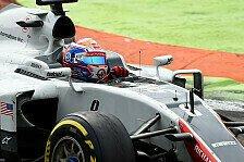 Formel 1 - Video: Singapur-Vorschau mit den Haas-Piloten